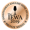 IEWA Bronze award 2019