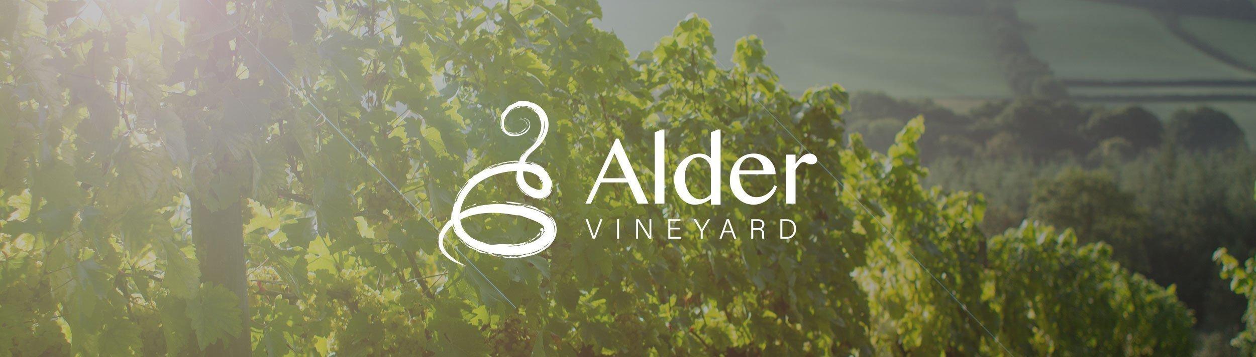 Alder Vineyard new brand