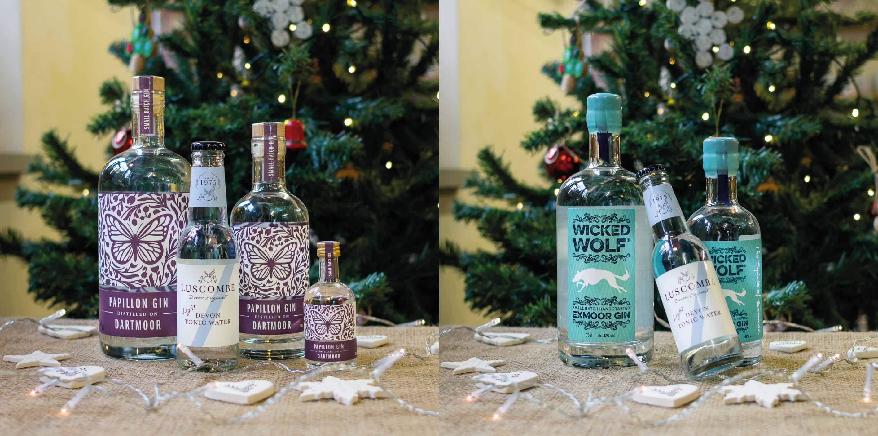 Buy local gin this Christmas at Alder Vineyard