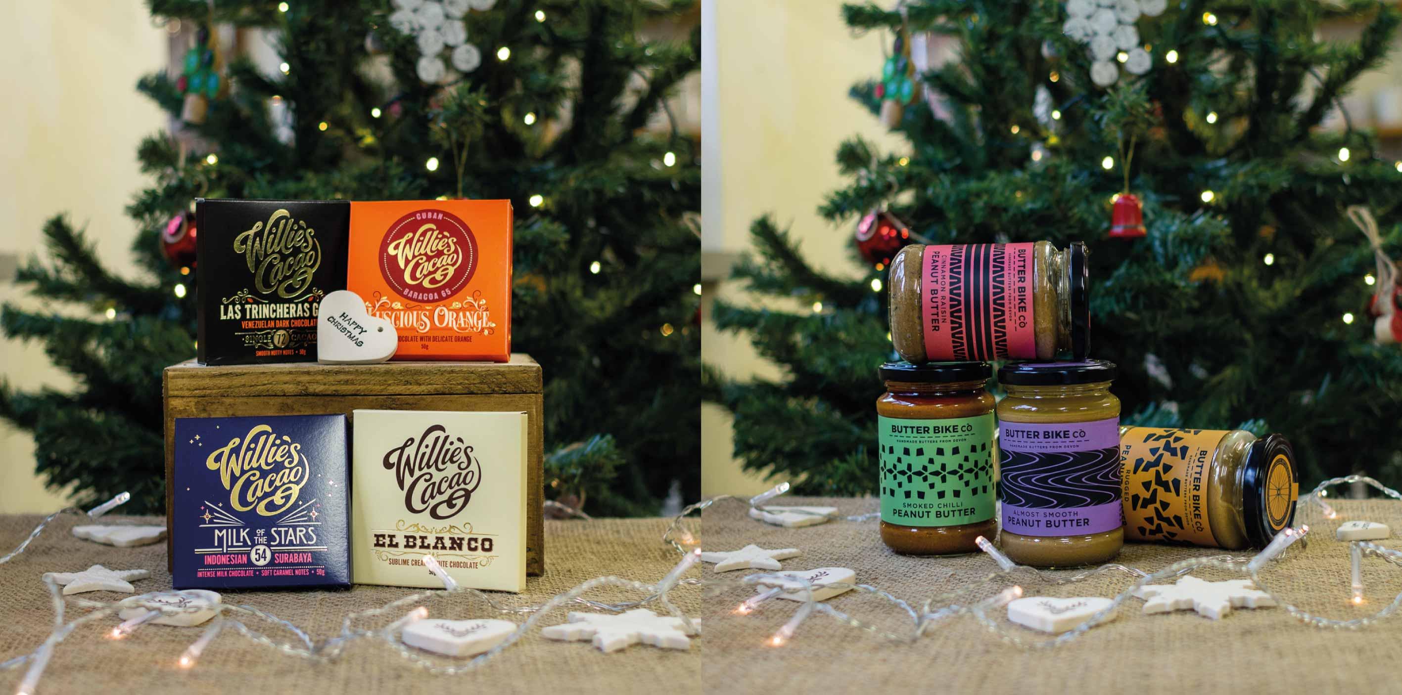 Buy local food this Christmas at Alder Vineyard